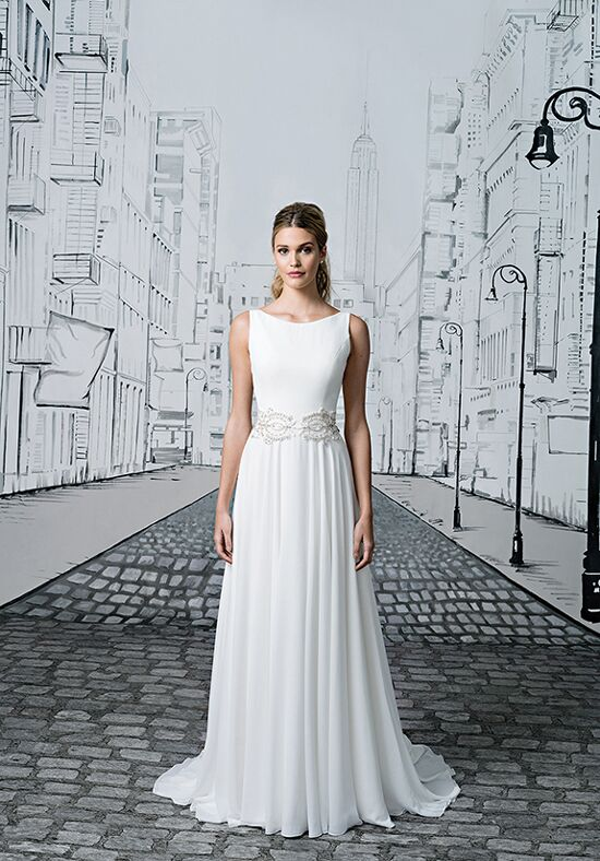 Justin Alexander 8894 A-Line Wedding Dress