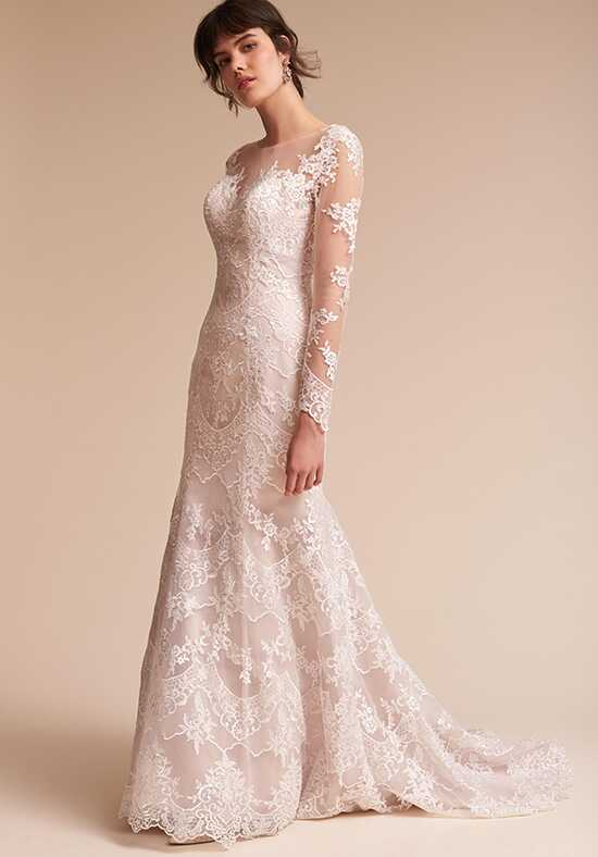 BHLDN Godfrey Sheath Wedding Dress
