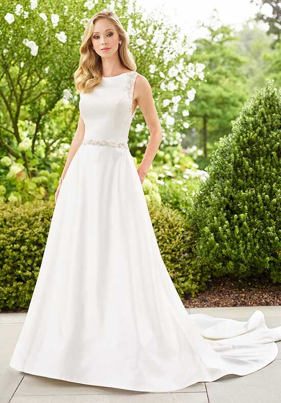 Enchanting by Mon Cheri 118140 A-Line Wedding Dress