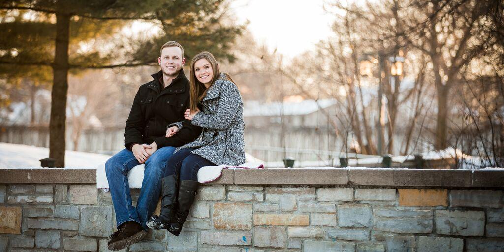 Leah Budenski And Dustin Tipp 39 S Wedding Website