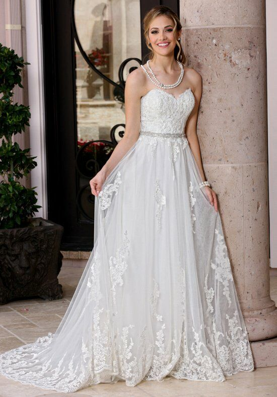 DaVinci Bridal 50355 Wedding Dress - The Knot