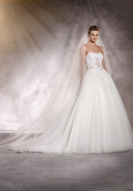 PRONOVIAS ALESANDRA Ball Gown Wedding Dress