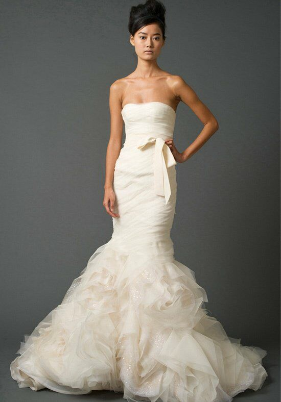 The Nordstrom Wedding Suite Vera Wang - Gemma Wedding Dress - The Knot