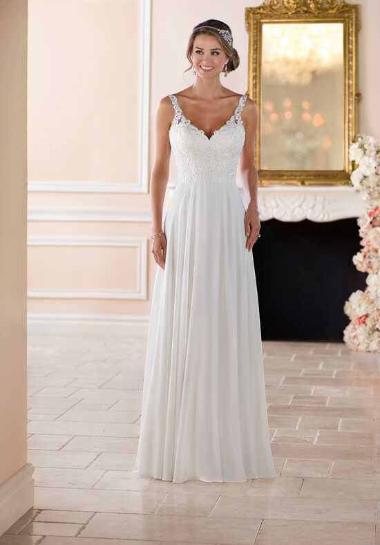 Stella York 6393 A-Line Wedding Dress