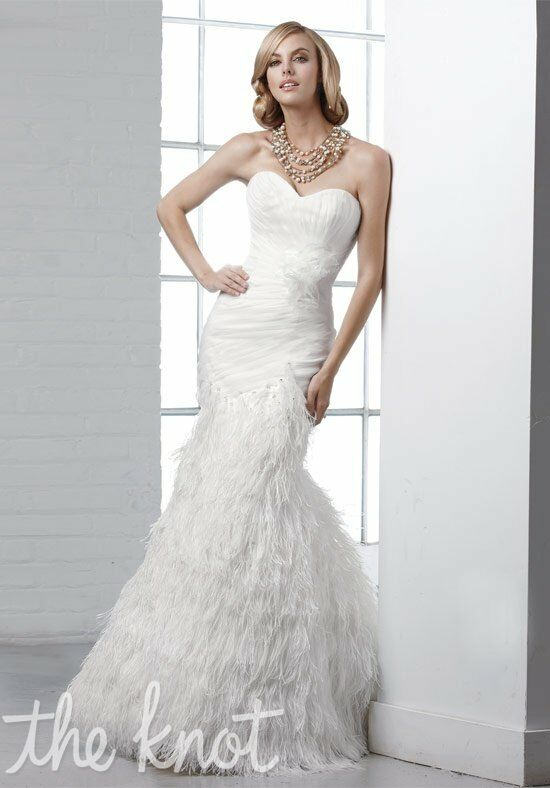 Simone Carvalli 90083 Mermaid Wedding Dress
