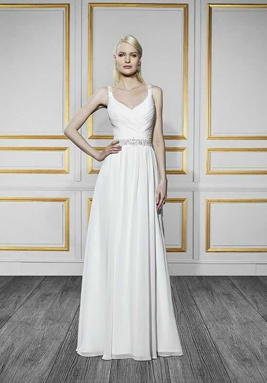 Moonlight Tango T736 A-Line Wedding Dress