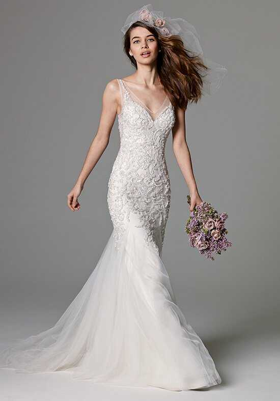 Watters Brides Lexington 8056B A-Line Wedding Dress