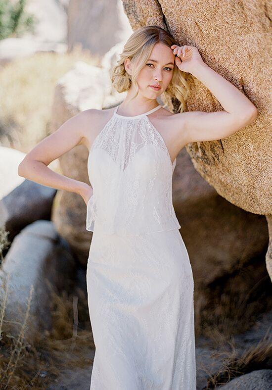 Wilderly Bride Jade Sheath Wedding Dress