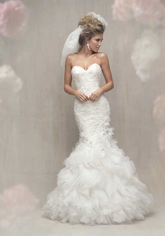 Allure Couture C450 Wedding Dress