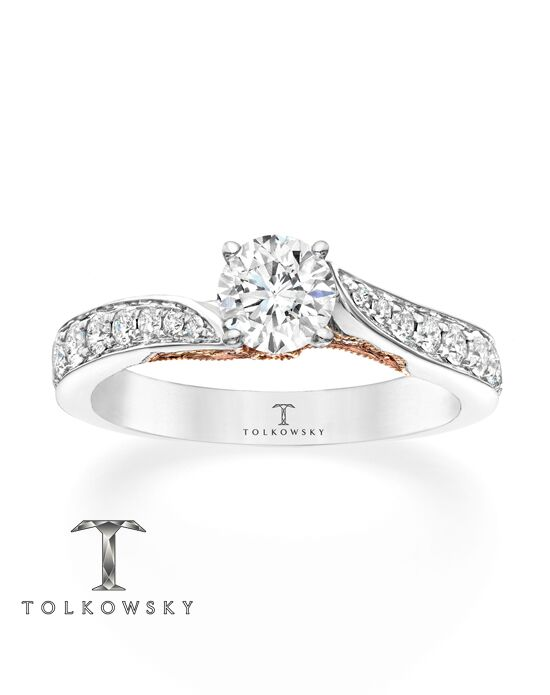Tolkowsky 991517119 Engagement Ring The Knot