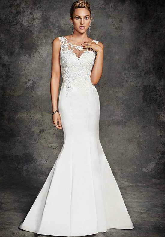 Ella Rosa BE256 Wedding Dress