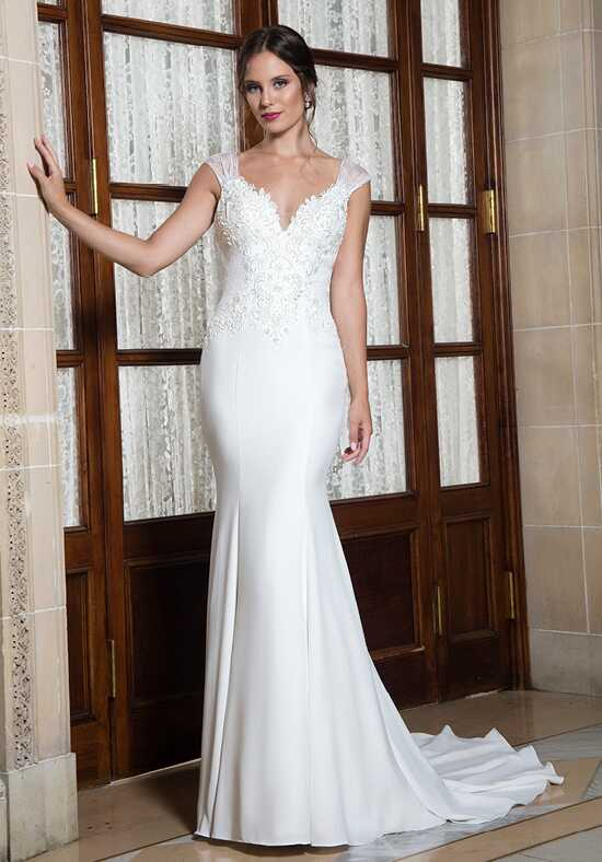 Moda Bella by Mary's Bridal MB2020 Mermaid Wedding Dress