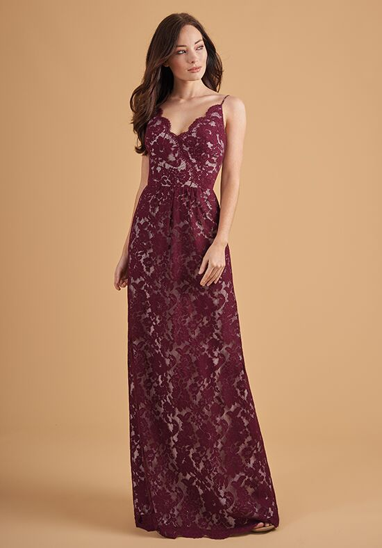 Belsoie L204054 V-Neck Bridesmaid Dress