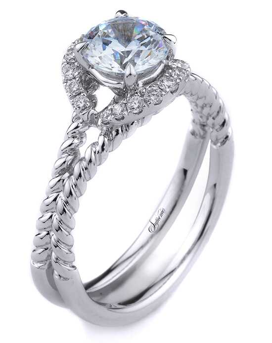 Supreme Jewelry SJ158869 Engagement Ring photo