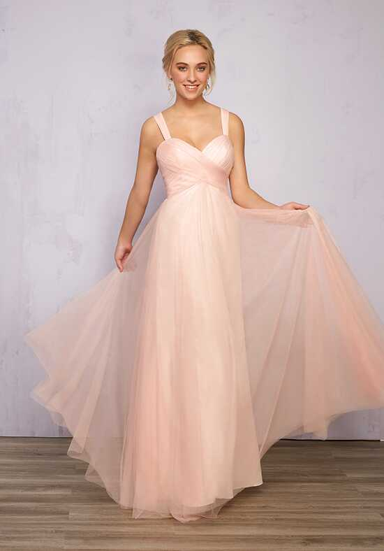 1 Wedding by Mary's Modern Maids M1847 Sweetheart Bridesmaid Dress