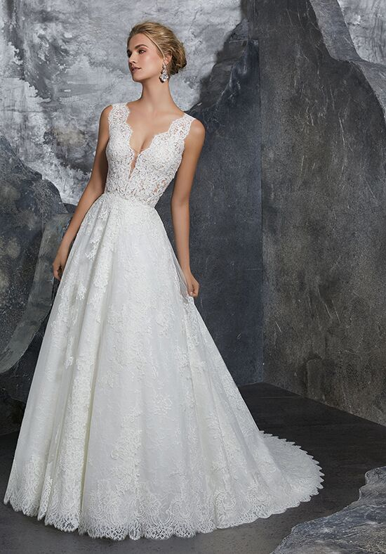 Morilee by Madeline Gardner Kelly/ 8208 Ball Gown Wedding Dress
