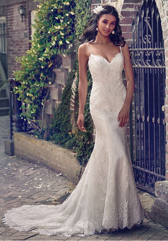 Maggie Sottero Teresa Sheath Wedding Dress