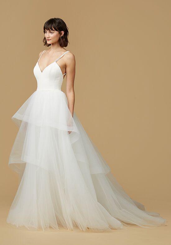 Nouvelle amsale mischa wedding dress the knot for Nouvelle amsale wedding dress