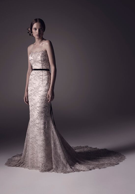 Amaré Couture C109 Elle Sheath Wedding Dress