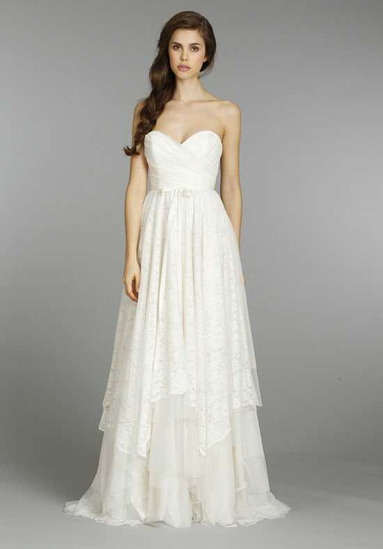 Blush by Hayley Paige 1350 - Willow A-Line Wedding Dress