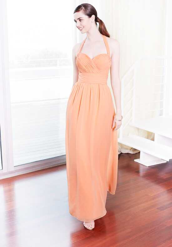 Colour by Kenneth Winston 5220L Halter Bridesmaid Dress