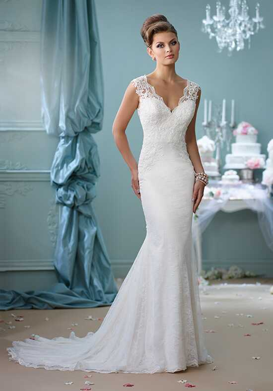 Enchanting by Mon Cheri 116132 Mermaid Wedding Dress