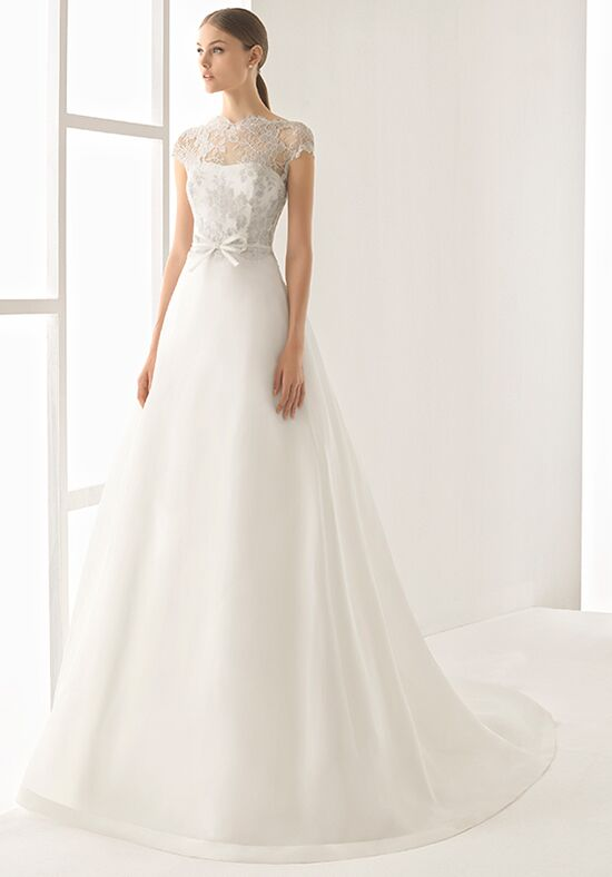Rosa Clará Nerja A-Line Wedding Dress