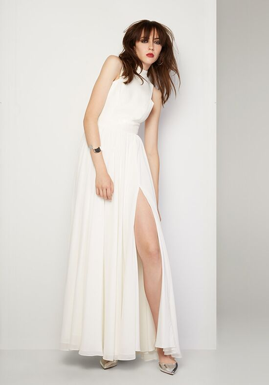 Fame and Partners Bridesmaid Chelsea Bateau Bridesmaid Dress