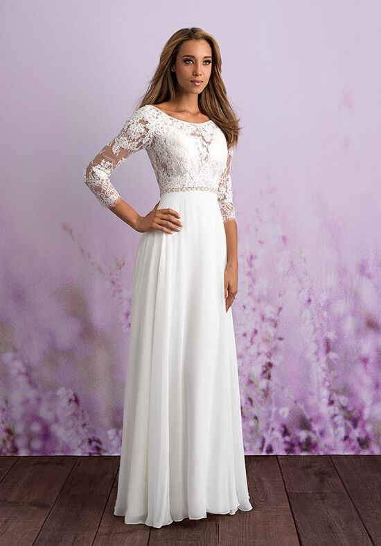 Allure Romance 3109 A-Line Wedding Dress