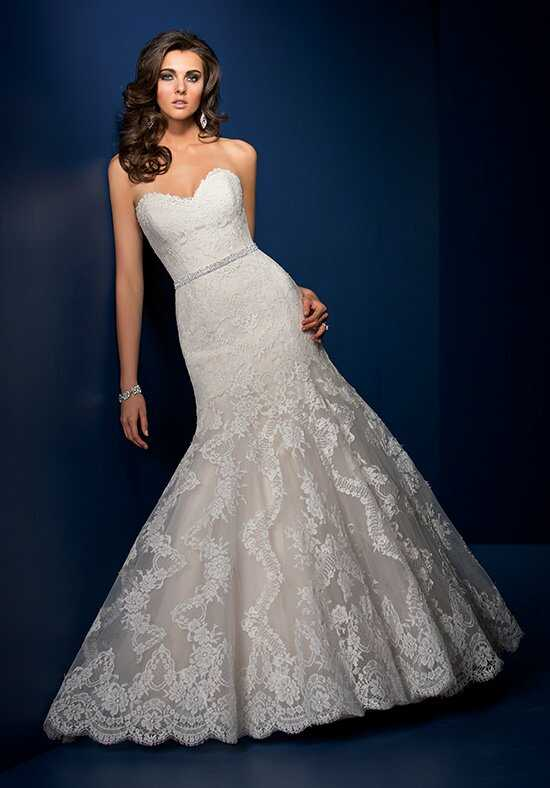 Jasmine Couture T162070 A-Line Wedding Dress