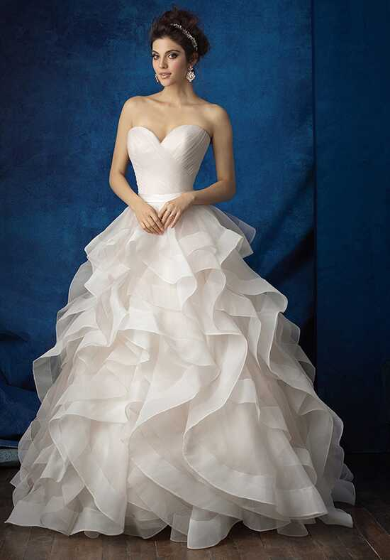 Allure Bridals 9375 Ball Gown Wedding Dress