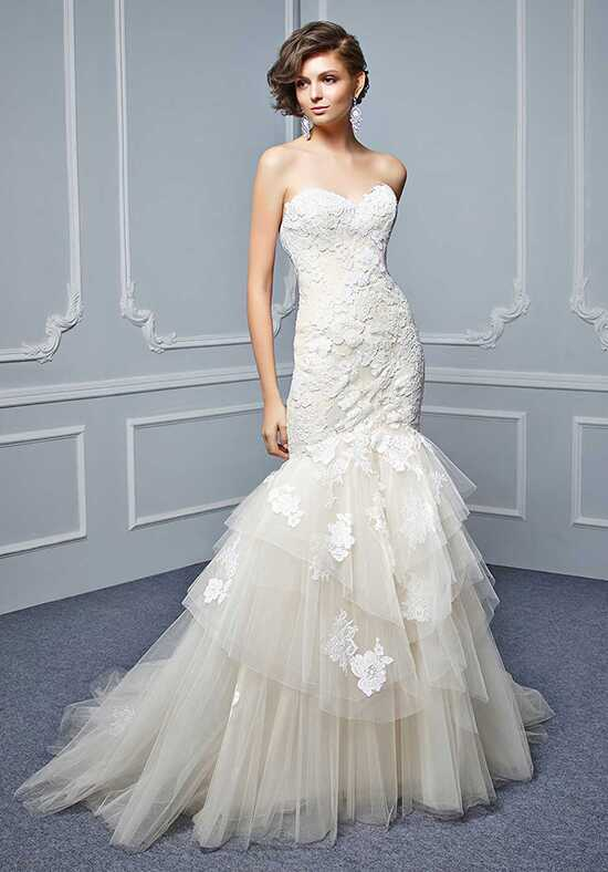 Beautiful BT17-30 Mermaid Wedding Dress