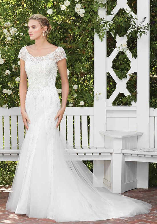 Casablanca Bridal Style 2287 Gloriosa Mermaid Wedding Dress