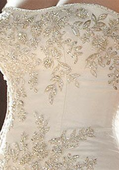 Casablanca Bridal 1996 A-Line Wedding Dress