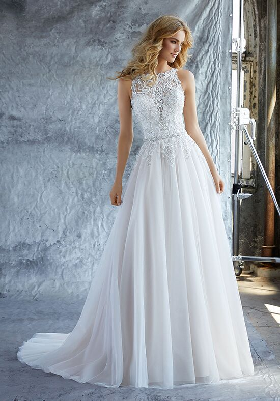 Morilee by Madeline Gardner Katie/ 8213 A-Line Wedding Dress