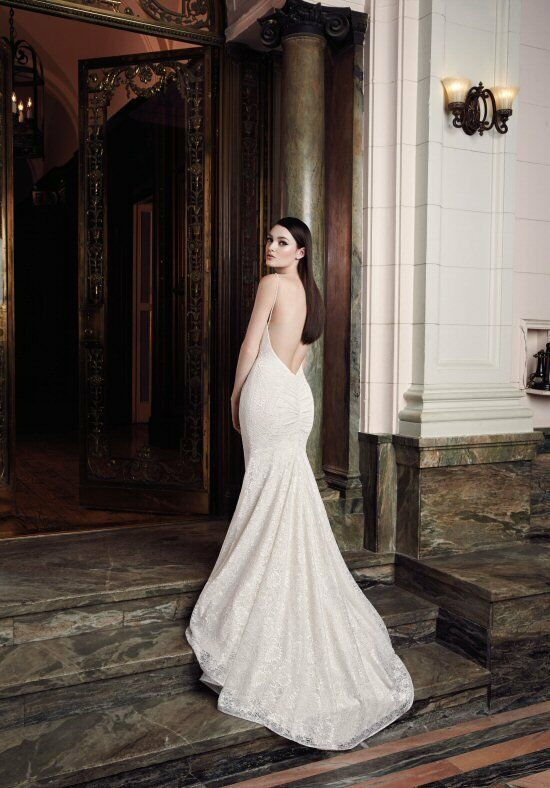 Mikaella 2012 Sheath Wedding Dress