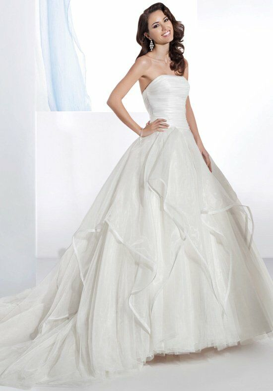 Demetrios 3198 A-Line Wedding Dress