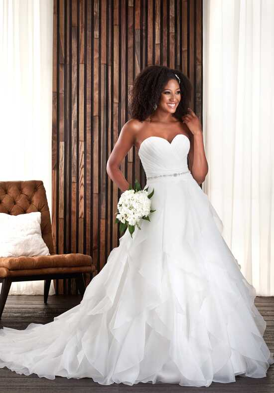Bonny Bridal 706 Ball Gown Wedding Dress