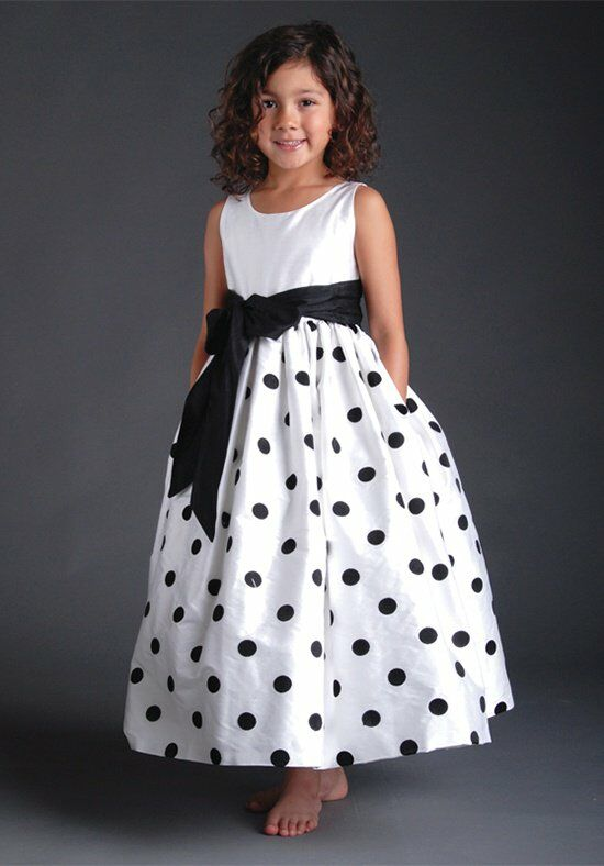 Elizabeth St. John Children Ashley Flower Girl Dress