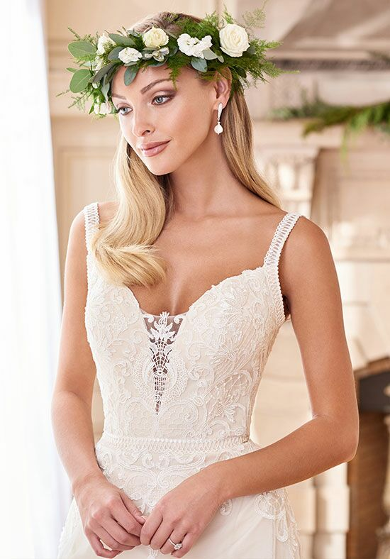 Enchanting by Mon Cheri 218171 A-Line Wedding Dress