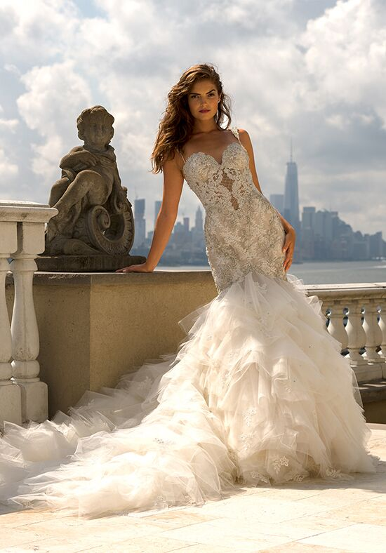 Eve Of Milady Couture Wedding Dress The Knot
