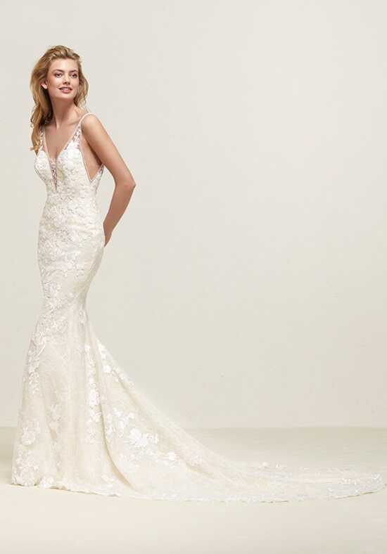 PRONOVIAS DRIFT Mermaid Wedding Dress