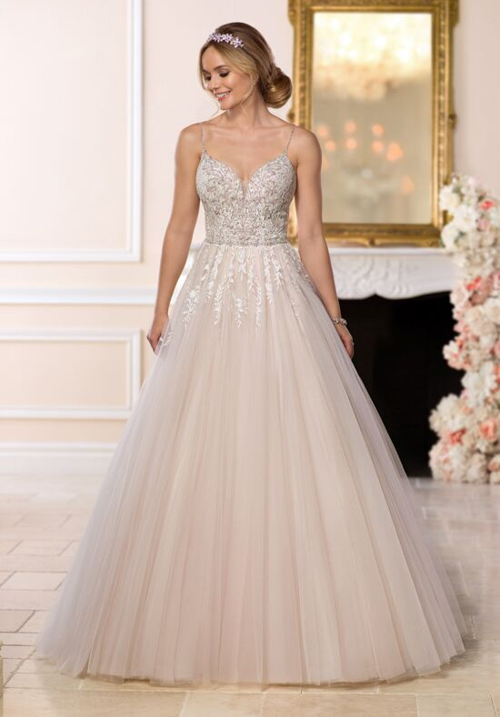 Stella York 6598 Ball Gown Wedding Dress
