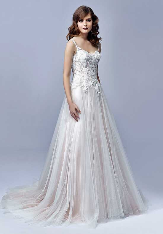 Beautiful BT17-3 A-Line Wedding Dress