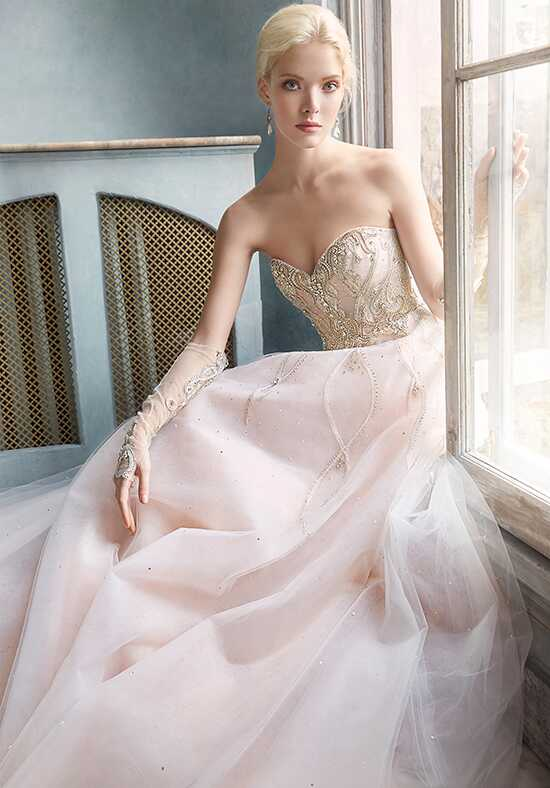 Alvina Valenta 9616 Ball Gown Wedding Dress
