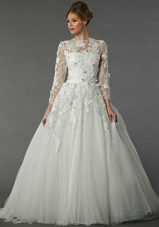 Tony Ward for Kleinfeld 2V2 A-Line Wedding Dress