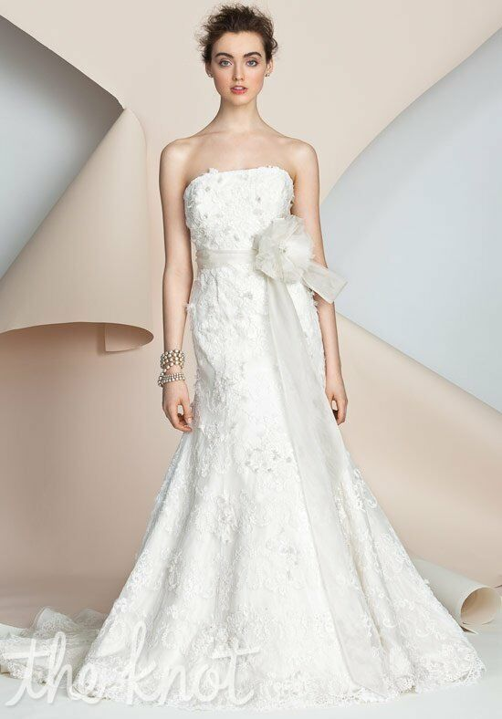 Alyne by Rita Vinieris Summer Mermaid Wedding Dress
