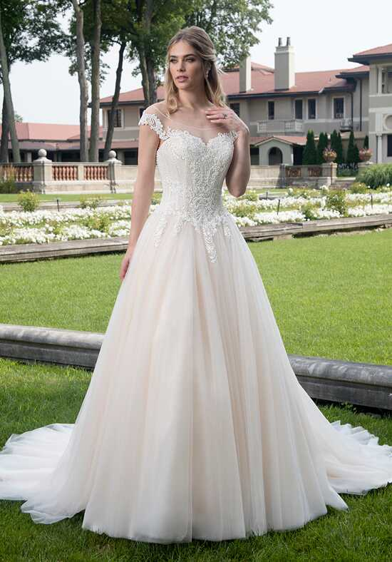 Mary's Bridal Couture d'Amour MB4003 Ball Gown Wedding Dress