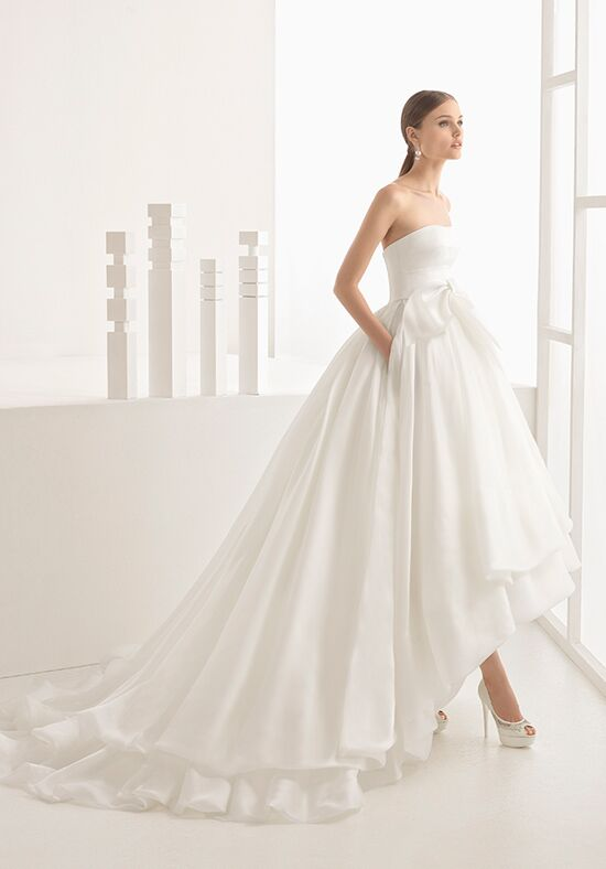 Rosa Clará Nevin Ball Gown Wedding Dress