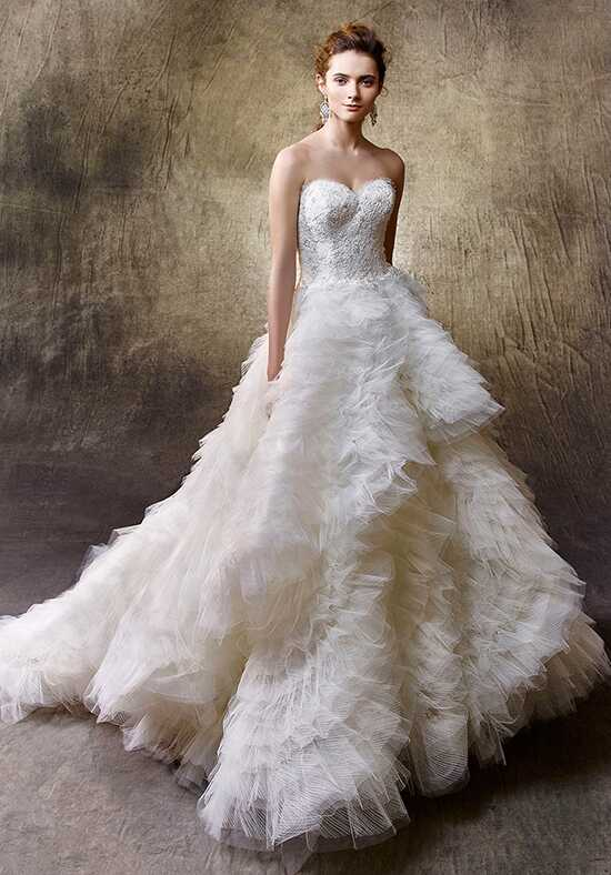 Enzoani Luanne Ball Gown Wedding Dress